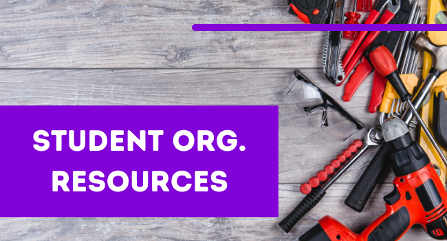 Stamford Student Org Resources